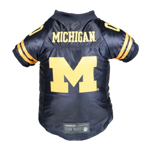 NCAA Michigan Wolverines Premium Small Dog Collar