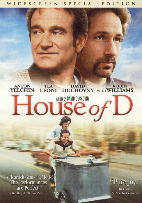 House of d (DVD) - image 1 of 1