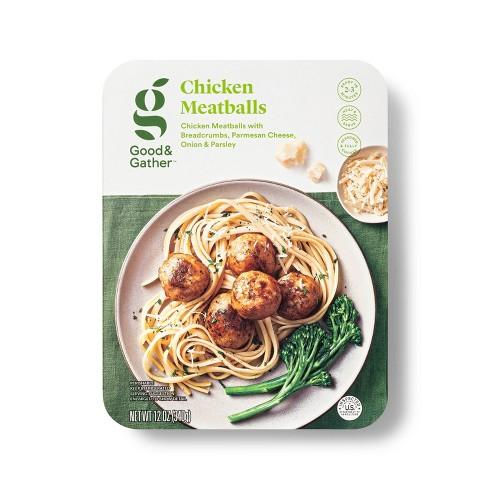 Chicken Meatballs - 12oz - Good & Gather™ - image 1 of 3