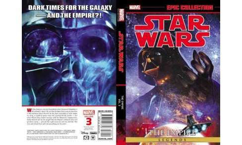 Star Wars Legends Epic Collection 2 (Paperback) (Haden Blackman & Randy Stradley & Tim Siedell) - image 1 of 1