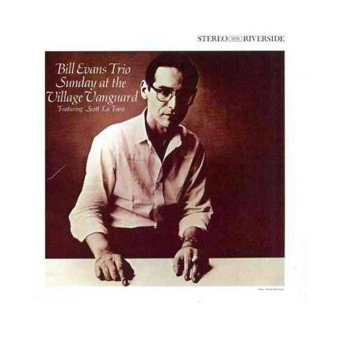 Bill Evans - Sunday At The Village Vanguard (CD) - image 1 of 1
