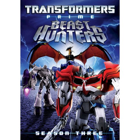 Transformers Prime: Season Three [2 Discs] - image 1 of 1