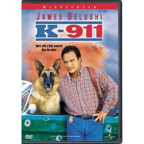K-911 (DVD) - image 1 of 1