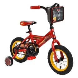 """Huffy Cars 12"""" Kids' Bike - Red"""