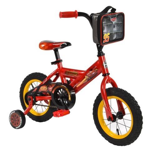 "Huffy Cars 12"" Kids' Bike - Red - image 1 of 4"