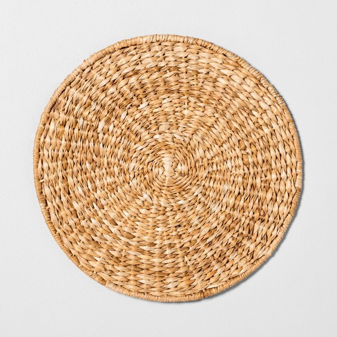 Woven Charger - Hearth & Hand™ with Magnolia - image 1 of 4