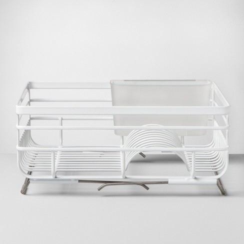 18e8d1e565ee Wire Dish Rack Over The Sink - Made By Design™ : Target