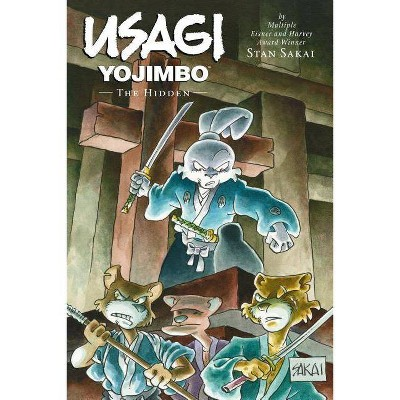 Paperback by Sakai Mark Stan IN... CRT ; Schultz Usagi Yojimbo : The Hidden
