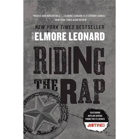 Riding the Rap - by  Elmore Leonard (Paperback) - image 1 of 1