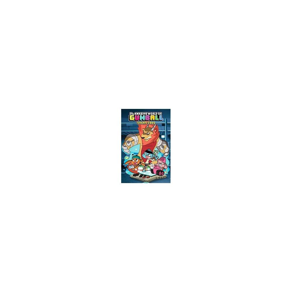 Amazing World of Gumball : Cheat Code (Paperback) (Megan Brennan)