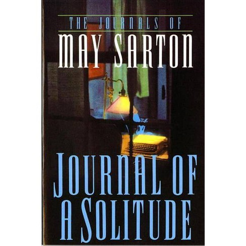 Journal of a Solitude - by  May Sarton (Paperback) - image 1 of 1