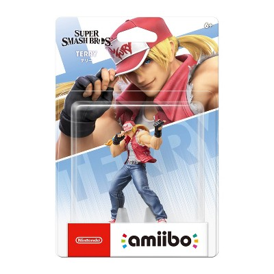 Nintendo Super Smash Bros. amiibo Figure - Terry
