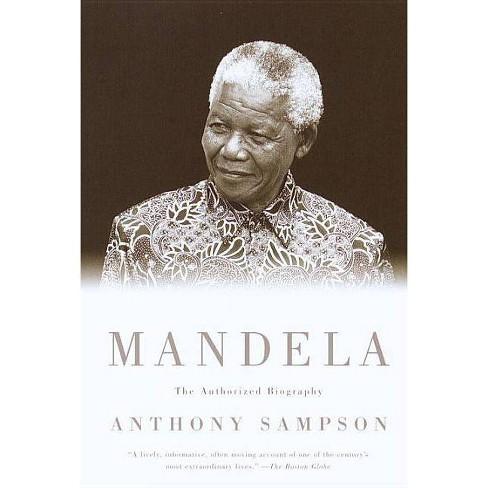 Mandela - by  Anthony Sampson (Paperback) - image 1 of 1