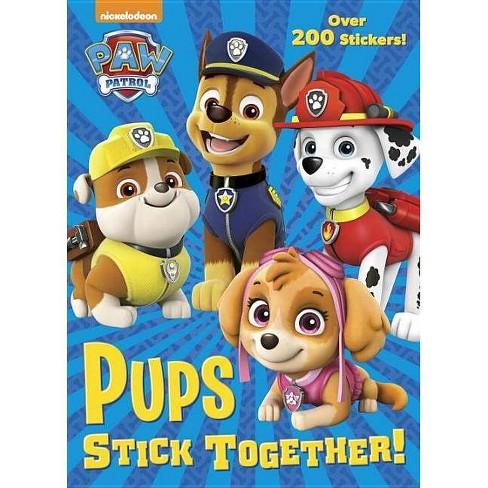 Pups Stick Together! -  (Paw Patrol) (Paperback) - image 1 of 1