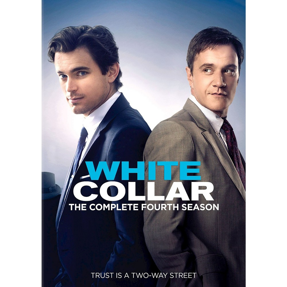 White Collar: The Complete Fourth Season [4 Discs]