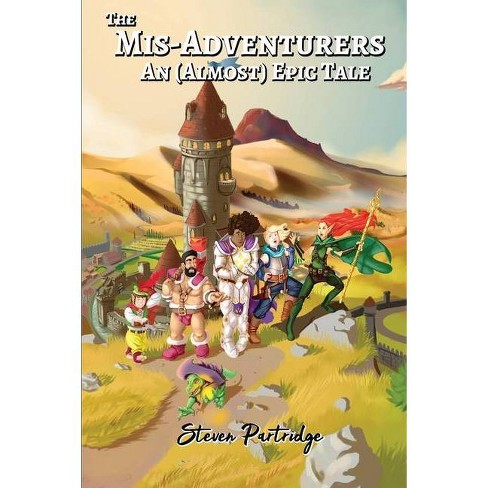 The Mis-Adventurers - by  Steven Partridge (Paperback) - image 1 of 1