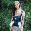 Ergobaby Omni 360 Cool Air Mesh Baby Carrier - Raven - image 4 of 5