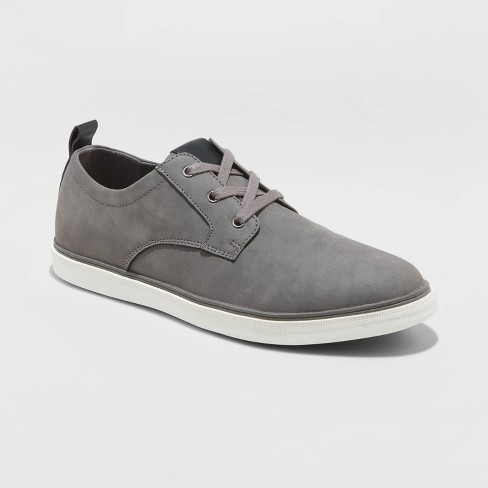 Men's Khalil Sneakers - Goodfellow & Co™ Charcoal - image 1 of 3
