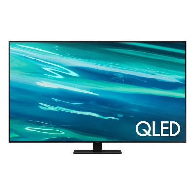 "Samsung QN55Q80AA 55"" QLED 4K UHD Smart TV"