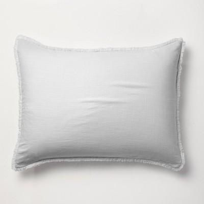 Heavyweight Linen Blend Pillow Sham - Casaluna™