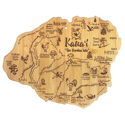 Totally Bamboo Destination Kauai Serving and Cutting Board