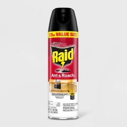 Raid Ant & Roach Killer 26, Fragrance Free, 20oz Select Channel