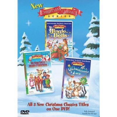 New Christmas Classics Series: Jingle Bells / We Wish You A Merry Christmas / O Christmas Tree (DVD)(1999)