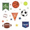 Sports Balls Peel and Stick Wall Decal - RoomMates - image 3 of 3