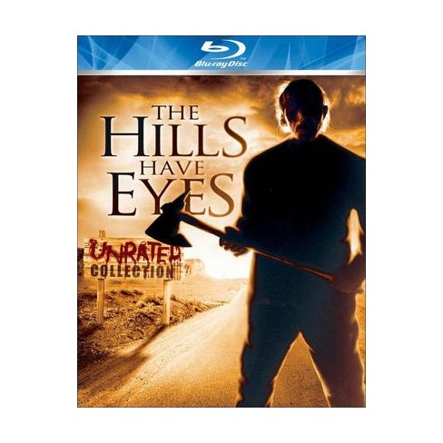 The Hills Have Eyes Unrated Collection (Blu-ray) - image 1 of 1