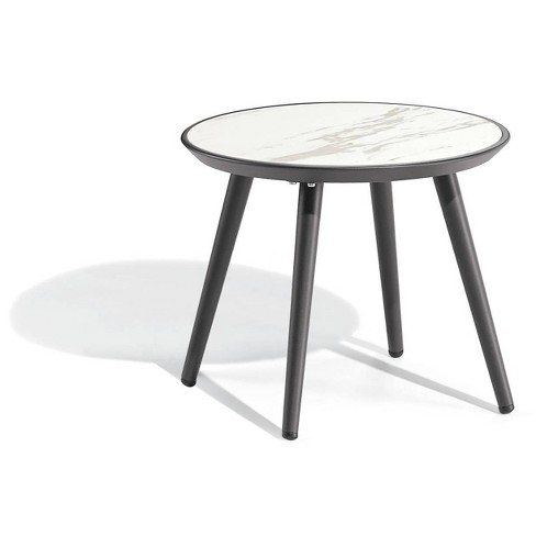 Nette End Table Carbon - Oxford Garden - image 1 of 4