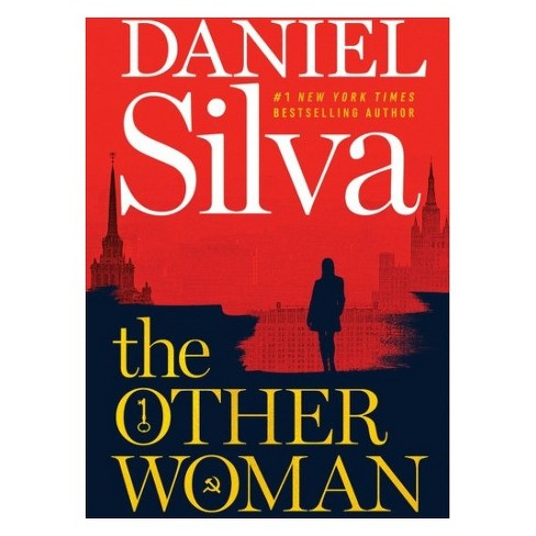 Other Woman -  (Gabriel Allon)  Book 7 by Daniel Silva (Hardcover) - image 1 of 1