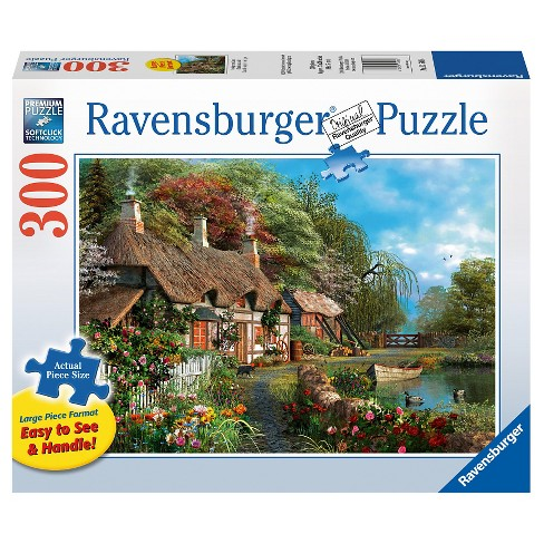 Cottage on the Lake 300pc Puzzle - image 1 of 2