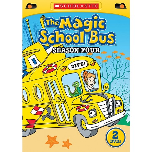 magic school bus season 4 dvd target