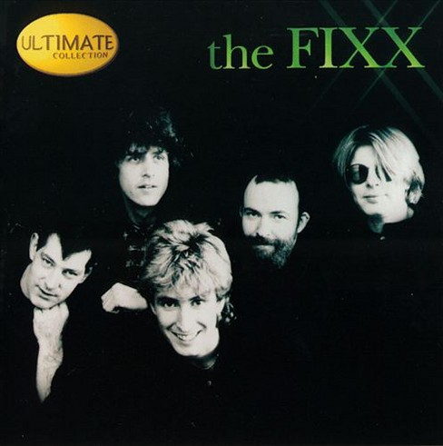The fixx - Ultimate collection (CD) - image 1 of 1