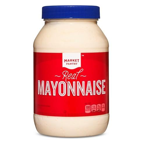 mayonnaise 30oz market pantry target