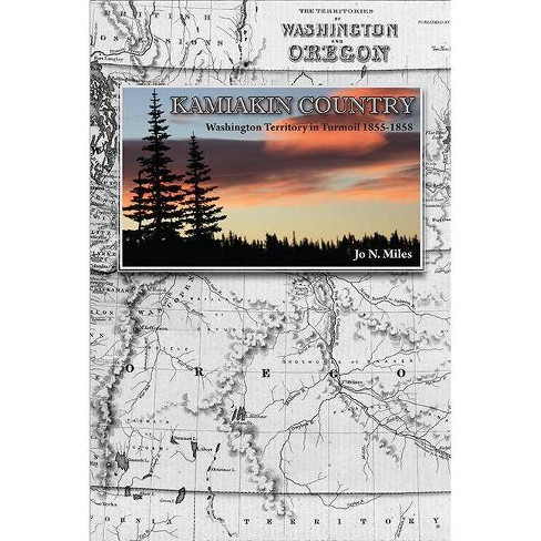 Kamiakin Country - by  Jo N Miles (Paperback) - image 1 of 1