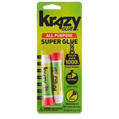 Krazy Glue All Purpose Precision Tip Super Glue 2g