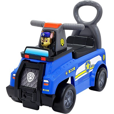 Nickelodeon PAW Patrol Chase Police Truck Ride-On