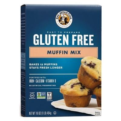 Easy muffin recipe king arthur