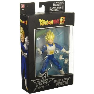 Bandai Dragon Ball Stars Super Saiyan Vegeta Action Figure (Series 1)