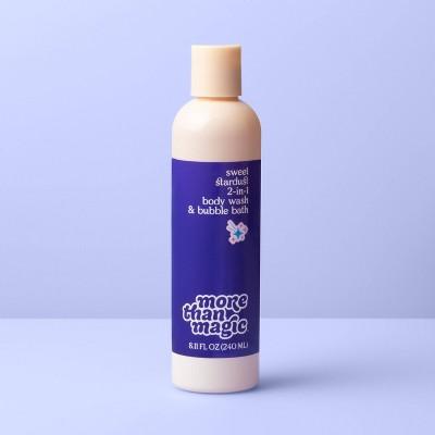 2-in-1 Body Wash & Bubble Bath - 8.11 fl oz - More Than Magic™ Sweet Stardust