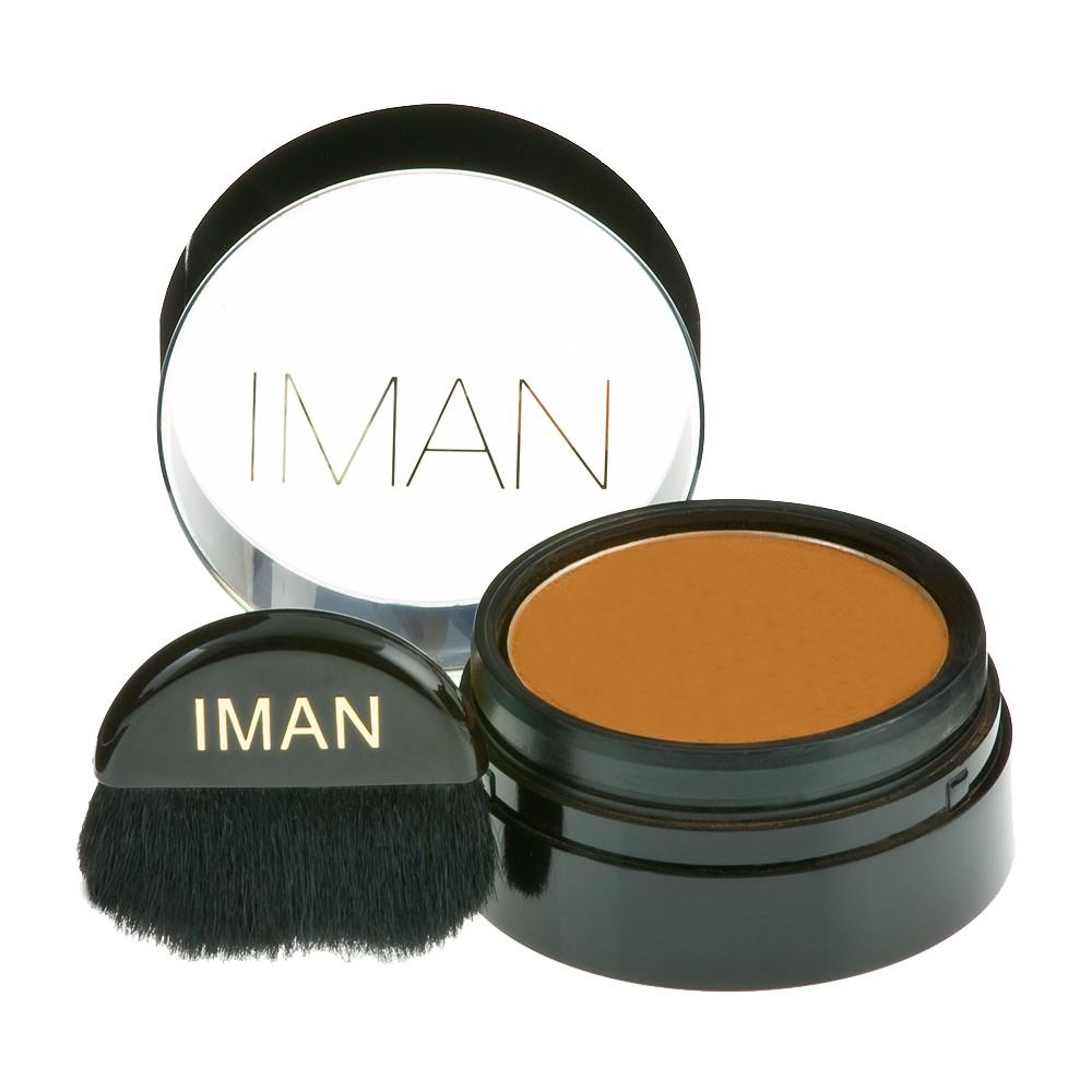 Iman Second to None Semi Loose Powder - Earth Medium