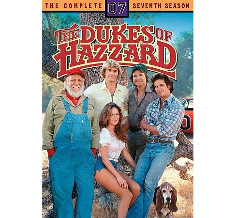 Dukes Of Hazzard:Complete Ssn7 (DVD) - image 1 of 1