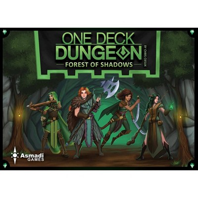 One Deck Dungeon Game: Forest of Shadows
