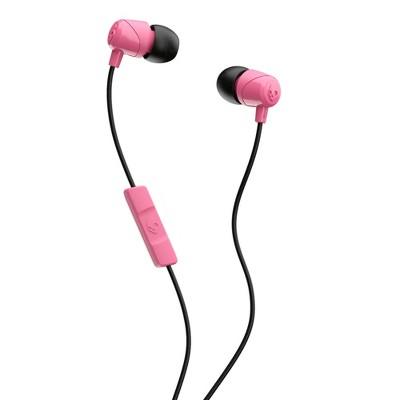 Skullcandy Jib Wired Earbuds - Pink
