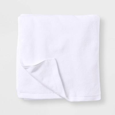 Organic Bath Sheet White - Casaluna™