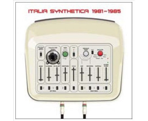 Various - Italia Synthetica 1981-1985 (Vinyl) - image 1 of 1