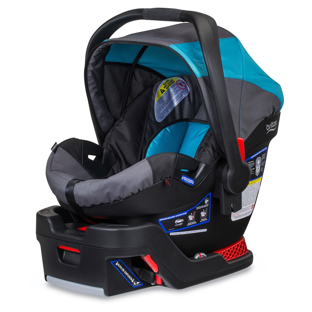 Image of BOB B-Safe 35 Infant Car Seat - Lagoon, Blue