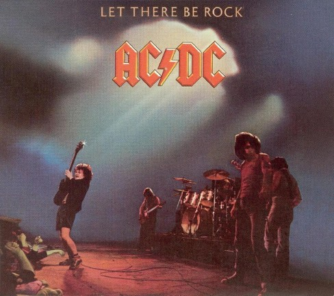 ACDC - Let There Be Rock (Vinyl) - image 1 of 3