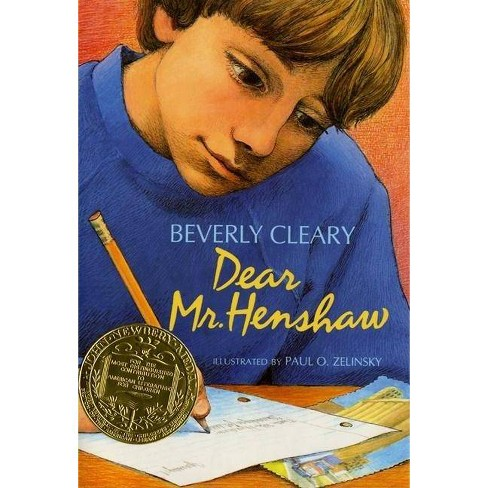 Dear Mr. Henshaw - by  Beverly Cleary (Hardcover) - image 1 of 1